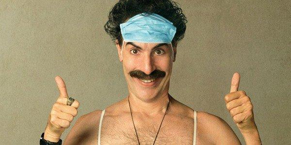 Borat Review