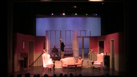 The Fall Play Takes Center Stage