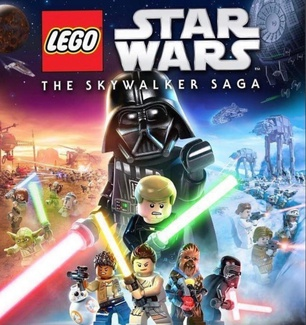 - The new Lego Star Wars game, out in 2022.