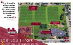 Johnson Rec Center: The Future of U of D